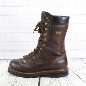 LL Bean Insulated Goretex High Kangaroo Boots 10